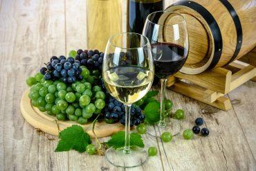 vin rouge ou vin blanc