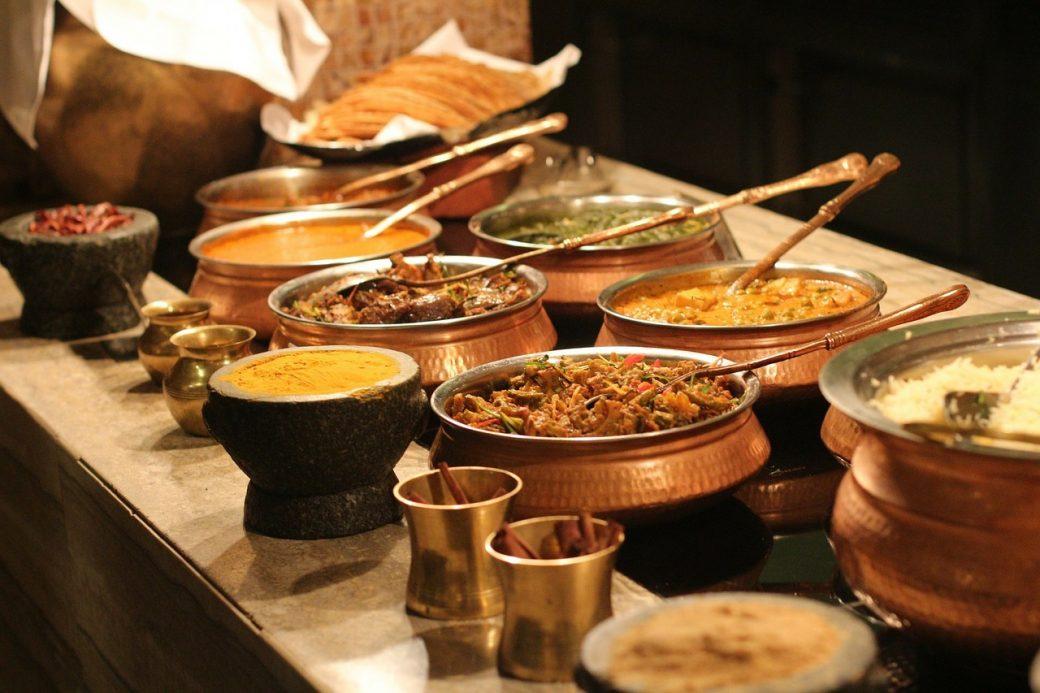 Top 6 des spécialités Indiennes